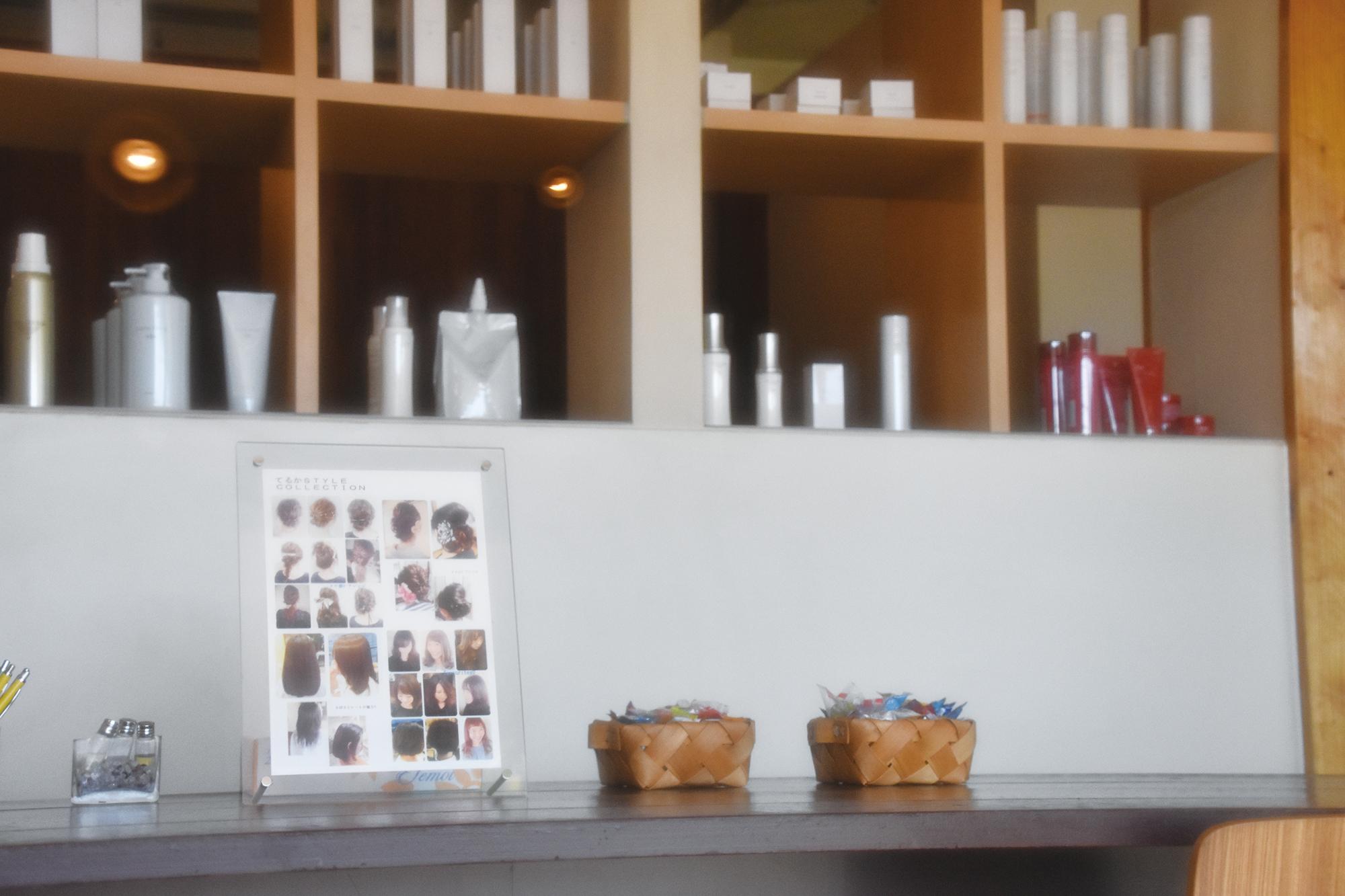 shinehead 美容室 | 和歌山県橋本市 | スタイド画像2